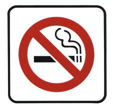 Курение во многих общественных местах с 1 июня запрещается на законодательном уровне